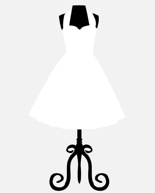 My Favorite White Dress