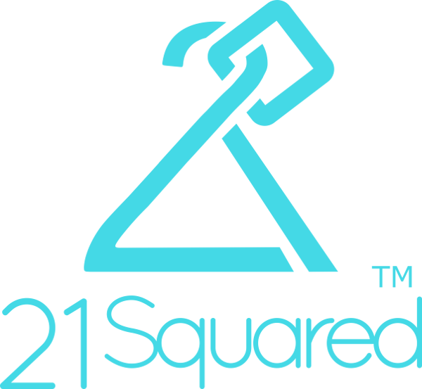21Squared Icon Logo