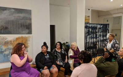 Curvy Girls Unite: Happy Hour and Networking in San Francisco