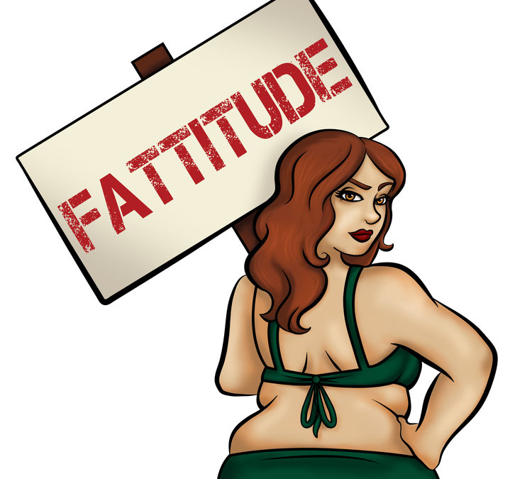 Fattitude : The Movie | Coming to a Streaming Device in 2019